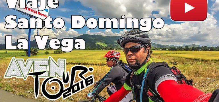 Santo Domingo-La Vega AvenTour 2016