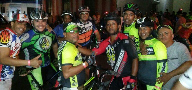 Bici Aguinaldo Navideño Cituve 2016